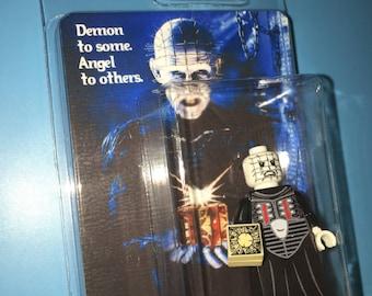 HELLRAISER PINHEAD Custom Horror Movie Cenobites Hell Clive Barker Minifigure