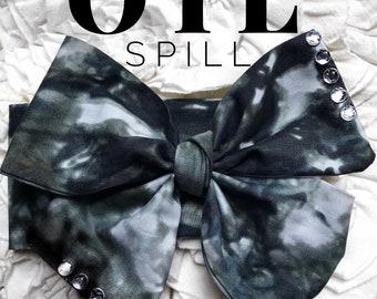 Oil Spill Headwrap