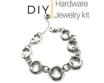 DIY Jewelry Kit Bracelet Hardware Jewelry