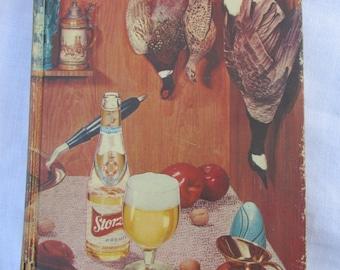 Cookbook - The New Storz Cookbook - Vintage