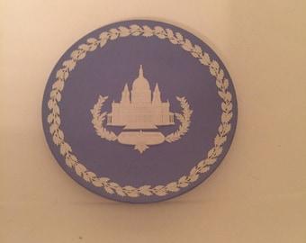 1972 Wedgwood Christmas Plate