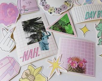 Pastel Aesthetic Stickers