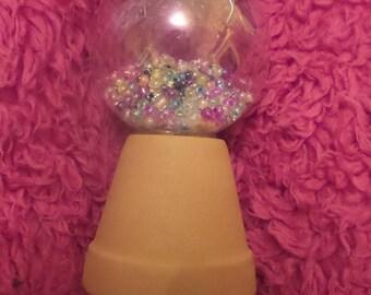Christmas gumball bauble