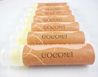 Lip Balm - Coconut Lip Balm