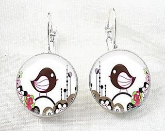 Cheep cheep earrings