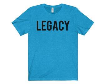 Legacy Unisex Jersey Short Sleeve Tee