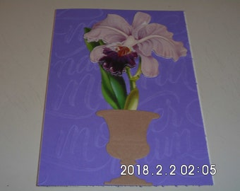 Flower Pot Mother's Day Card