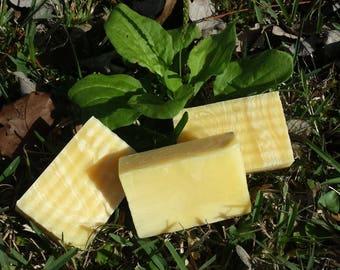 Lemongrass Fields - All Natural Soap