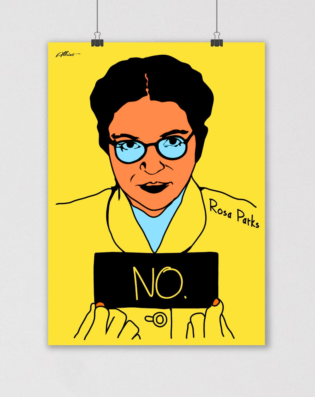 rosa parks no american civil rights movement political rh etsy com  rosa parks clipart