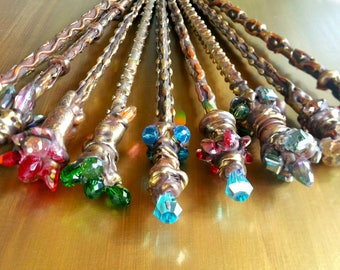 Wand Party Packs / Wizard Wands / Fairy Wands / Muggle Wands / Party Wands / Cosplay / Magic Wands / Birthday Party / Birthday Supplies
