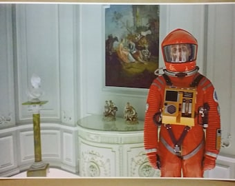 """2001 Space Odyssey FULL SIZE 36"""" x 24""""  Poster Print """"Future Self"""" Space Monolith Kubrick"""