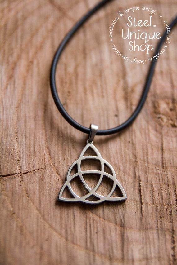 Charmed Triquetra Knot Celtic Knot Triquetra Symbol