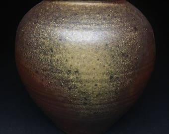 Wood Fired Jar