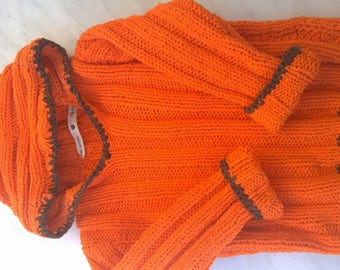 Child cotton sweater (size 2-3 years)