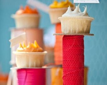 Custom Cupcake Flags-12