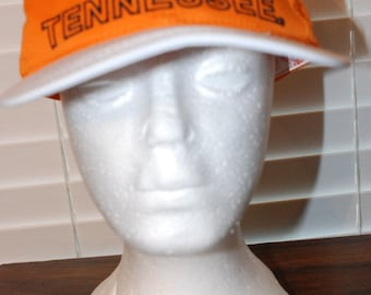 Vintage Signatures Sports Wear Tennessee Vols Hat 80s