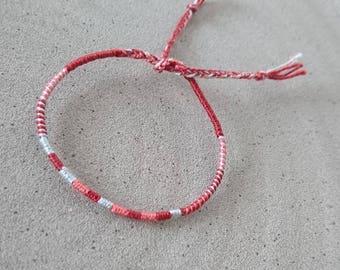Yarn bracelet, thread bracelet, friendship bracelet
