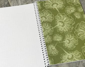 Bullet Journal Dot Grid Notebook