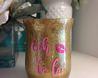 Ooh La La Makeup Brush Holder