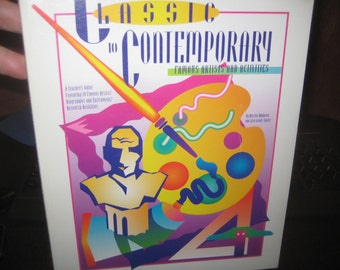 Famous Classic to Contemporary Artists Children's Primer