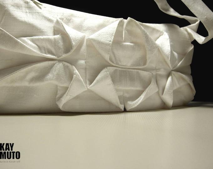 Origamiclutch Bridal bag Silk case Kansashi