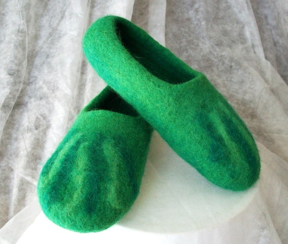 handmade Felted purple slippers magenta Valentine wool men day wool women slippers slippers slippers shoes felt slippers gift house slippers ArA0xw6