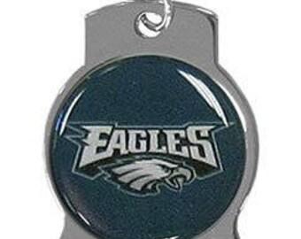 Philadelphia Eagles NFL Keychain & Keyring - Bottle Opener