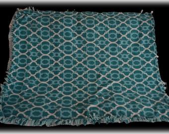 Fleece Blanket - Teal