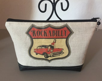 Vintage Rockabilly makeup Kit