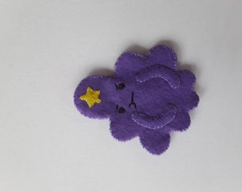 Lumpy space princess magnet
