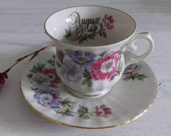All 3 cups and saucers Royal China Seltmann Weiden Bavaria Germany