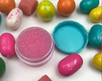 Edible Bubblegum Lip Scrub