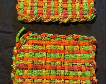 Pot Holders --- Multi