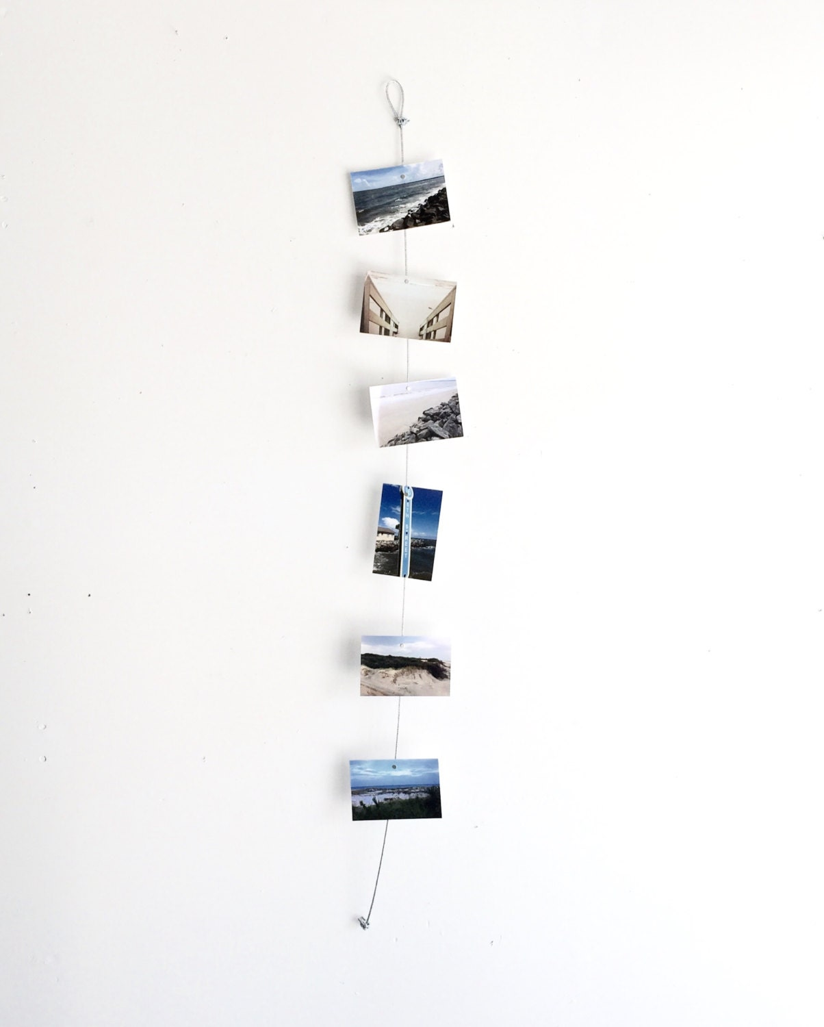 Vertical cable photo holder magnets photos industrial zoom jeuxipadfo Image collections
