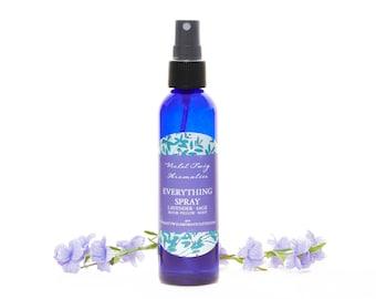 Lavender & Sage Spray - Organic Room Spray - Linen Spray - Body Spray - Lavender Room Spray - Lavender Linen Spray - Lavender and Sage