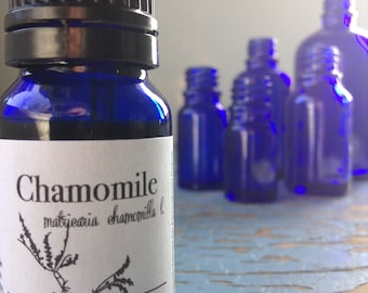 German Chamomile Essential Oil - Aromatherapy - Essential Oil - Essential Oils