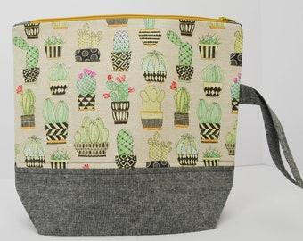 Cactus Medium Project bag