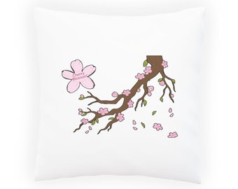 Cherry Blossom Tree Pillow Cushion Cover p189p