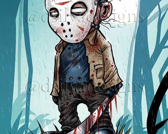 Jason Voorhees / Friday The 13th