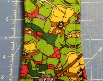 TMNT Cloth Pad/ 11 inches long/Moderate Flow