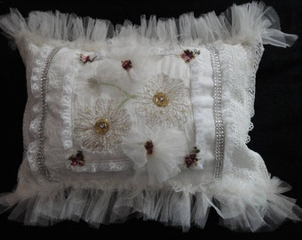 Pillow - Shabby Chic - Floral