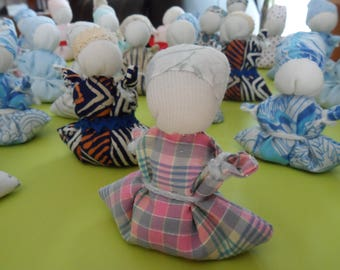 Set of 5 small rice for Dollhouse Dolls. 10a12 cm approx
