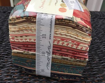 """FAT EIGHTHS (F8) Bundle: """"Southern Exposure"""" - By Laundry Basket Quilts for Moda Fabric- 30 Cuts"""