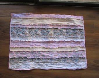 Ruffled Baby Quilt