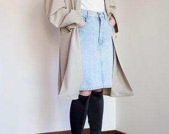 Vintage Max Mara 80's trench coat