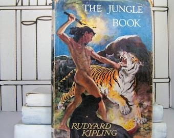 The Jungle Book by Rudyard Kipling (Vintage, Classics, Adventure)