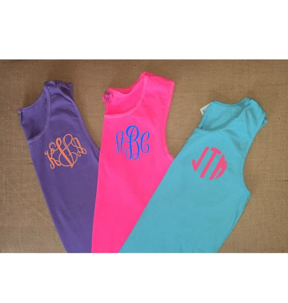 darling tank tanks colors designs comforter monogrammed custom products comfort il embroidered fullxfull monogram w nadw