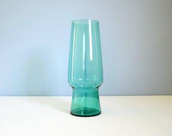 Vintage Kastrup Glass Vase - Jacob Bang Attributed