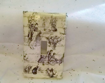 Switchplate cover, Switch plate, light switch cover,