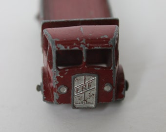 Vintage Lesney ERF Stake Truck No. 20 Die Cast Metal Made in England Collectible Hotwheels Collectible Cars and Trucks Metal Toys